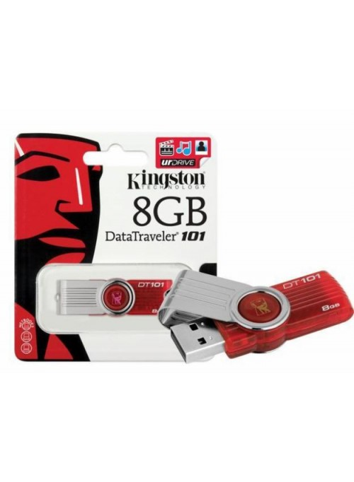USB Flash 8GB Kington USB 2.0 - ( DT101G2 )