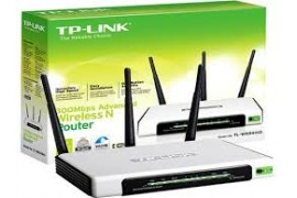 Bộ Phát Wifi TP-Link TL-WR940N - 300Mbps Wireless N Router
