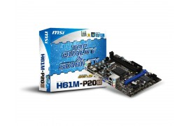 Mainboard MSI H61M-E22(G3)
