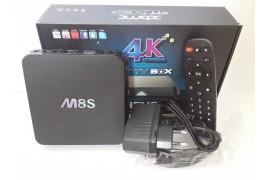 Android Tivi box M8S